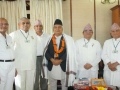 His Excellency Mr Parmanand Jha the Vice President of Nepal7