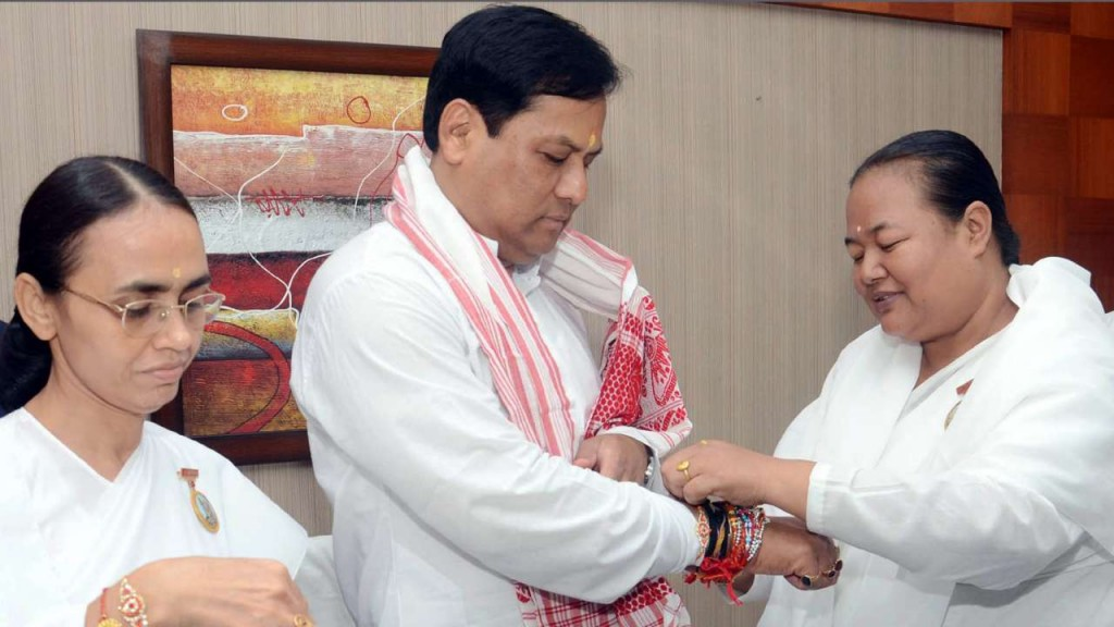Chief-Minister-of-assam -Sarbananda Sonowal